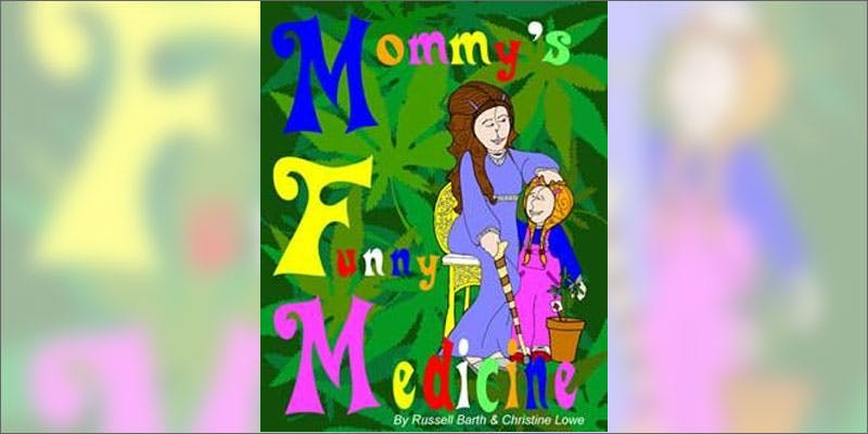 canna books forkids funny medicine Restalk: Recycling Cannabis Waste Into Tree Free Paper Products