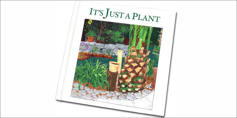 canna books forkids justaplant Restalk: Recycling Cannabis Waste Into Tree Free Paper Products