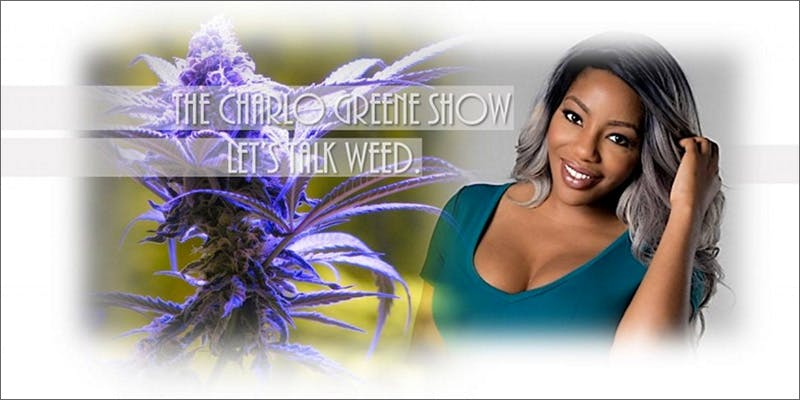 charlo show Oprah Of Weed: Former News Anchor Who Quit Live On Air Has High Ambitions