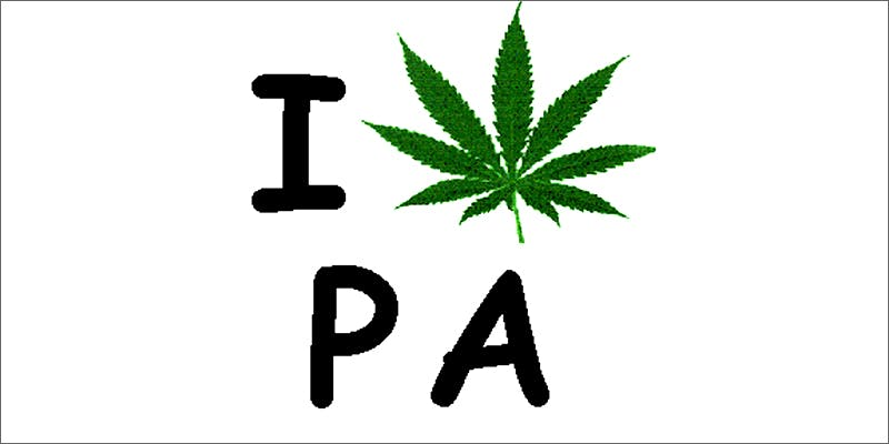 pa Will This Be The Next State To Vote Yes To Legalize Medical Marijuana?