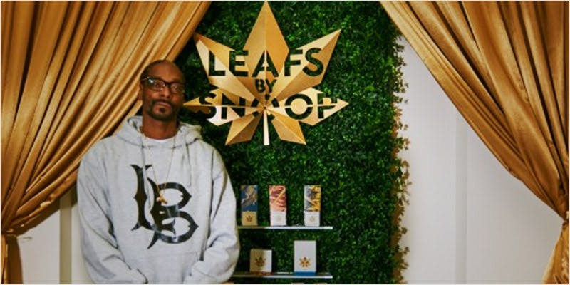 snoop dogg ci 2 1 Restalk: Recycling Cannabis Waste Into Tree Free Paper Products