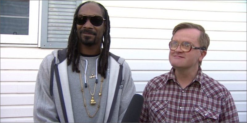 trailer park boys snoop interview 2 Can You Master These 3 Awesome Smoke & Vape Tricks By 4/20?