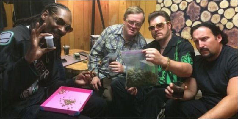 trailer park boys snoop weed Can You Master These 3 Awesome Smoke & Vape Tricks By 4/20?