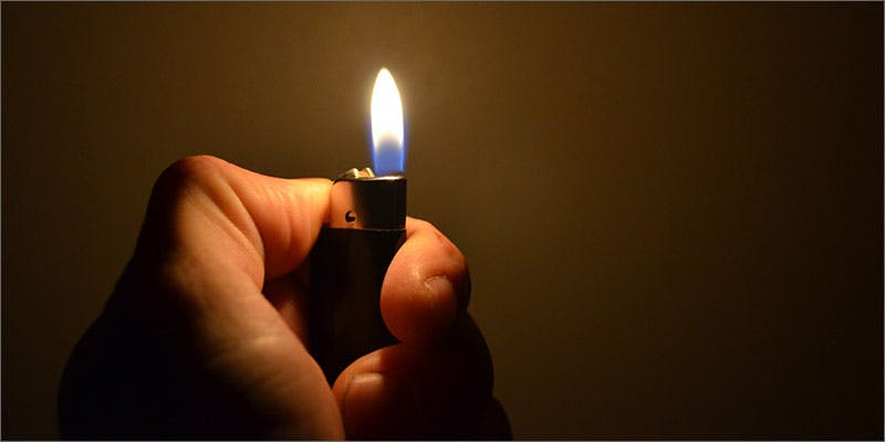 why cough lighter Here Are 4 Reasons You Cough When You Take A Hit