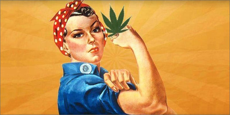 women in cannabis hero Where Did The Huge Social Stigma On Cannabis Users Come From?