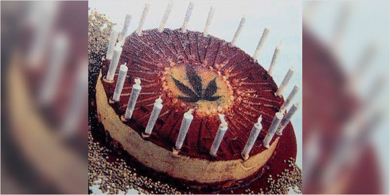 10 Cannabis Themed Cakes 4 Heres 10 Epic Cannabis Moments Throughout History
