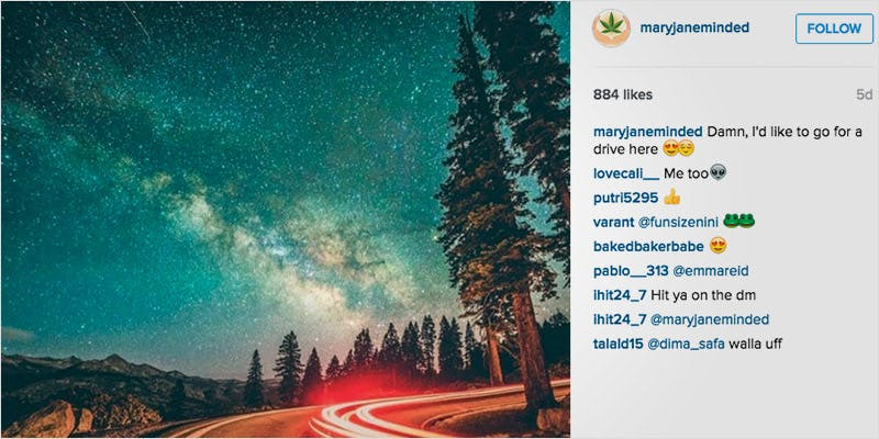 10 Weed Instagram Accounts 3 Heres 10 Epic Cannabis Moments Throughout History