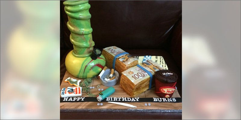 8 food pipes cake Heres 10 Epic Cannabis Moments Throughout History