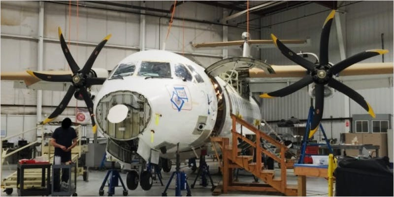 DEA drug fighting plane 1 DEA Drug Fighting Plane That Doesnt Fly But Has Soaring Costs