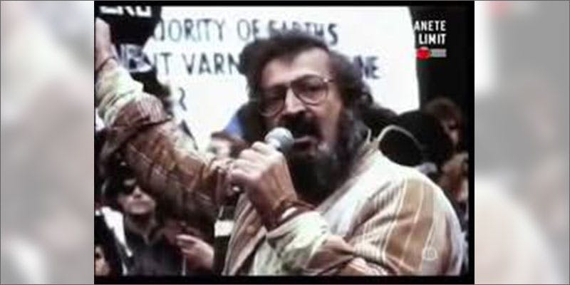 Jack herer cannabis activist Heres 10 Epic Cannabis Moments Throughout History