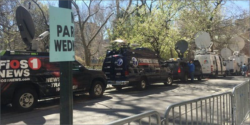 bernie sanders ny rally news trucks Heres 10 Epic Cannabis Moments Throughout History