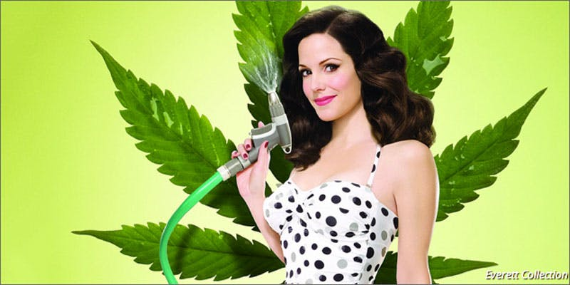 best place woman mj biz weeds This CEO Smoked Weed For 50 Years And Supports Cannabis Legalization