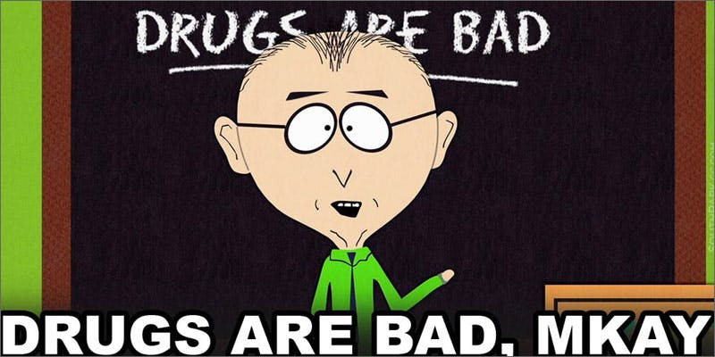 cannabis affects processing emotions southpark animation drugs 6 Year Old Cut From Basketball Team Because His Dad Smelled Like Weed