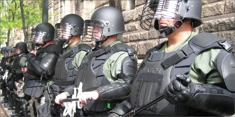 cbd fda armed guards Does This Move Show The Feds Are Going Soft On CBD?