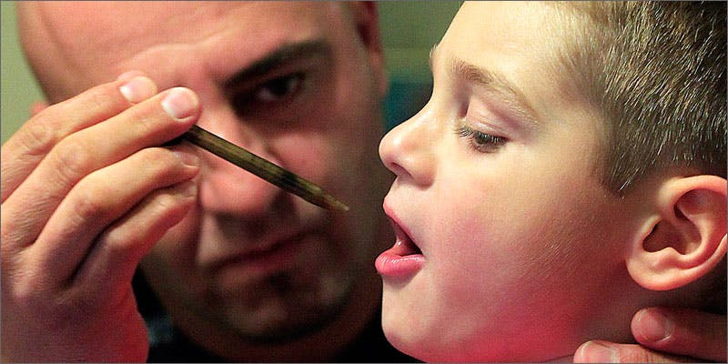 cbd fda child medicine Does This Move Show The Feds Are Going Soft On CBD?