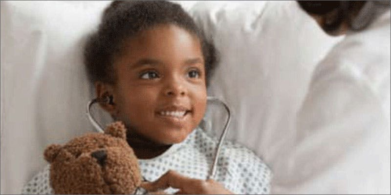 childs brain hospital bed 6 Year Old Cut From Basketball Team Because His Dad Smelled Like Weed