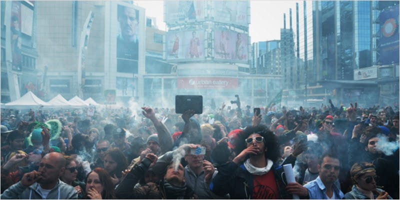 events in canada 1 How Legalizing Cannabis In Europe Could Help Stamp Out Terrorism