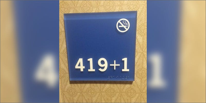 hotel2 Have You Heard Why Hotels are Removing Room 420?
