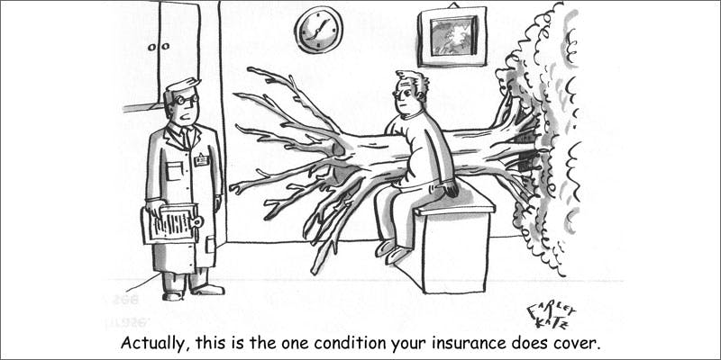 insurance covers mj for headaches cartoon How This Guy Convinced His Insurance To Cover His Medical Marijuana Bill