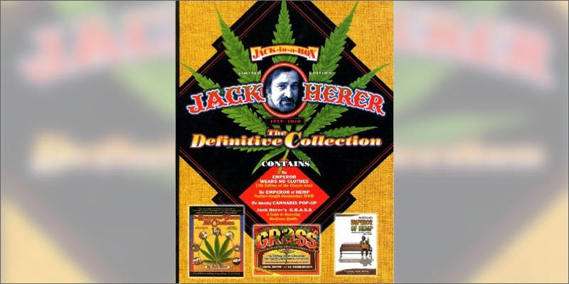 jack herer cannabis ad Heres 10 Epic Cannabis Moments Throughout History
