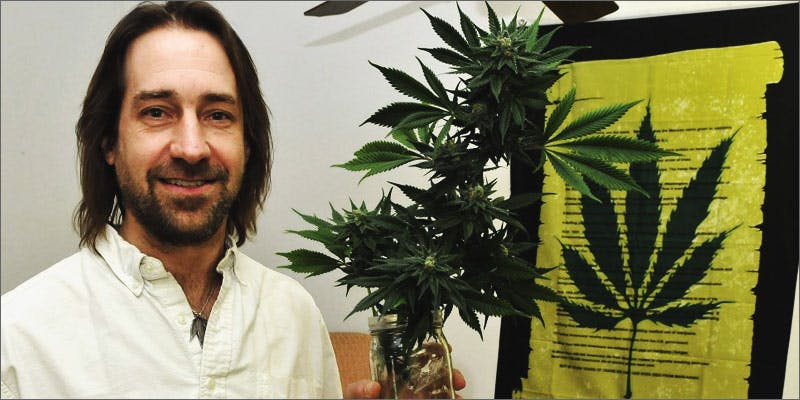 maine cannabis opioid treatment plant This CEO Smoked Weed For 50 Years And Supports Cannabis Legalization