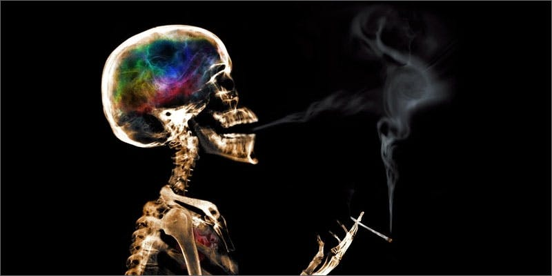 pass drug test smoking skeleton Heres 10 Epic Cannabis Moments Throughout History