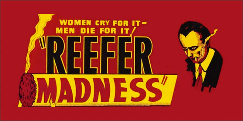 reefer Where Did The Huge Social Stigma On Cannabis Users Come From?