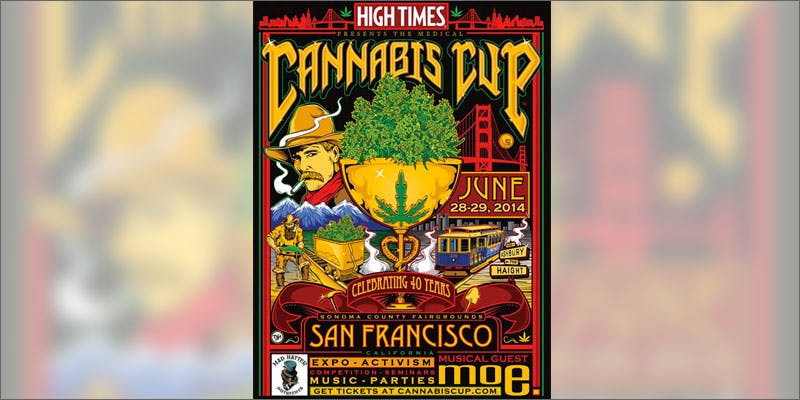 smoking properly cannabiscup ad How Legalizing Cannabis In Europe Could Help Stamp Out Terrorism