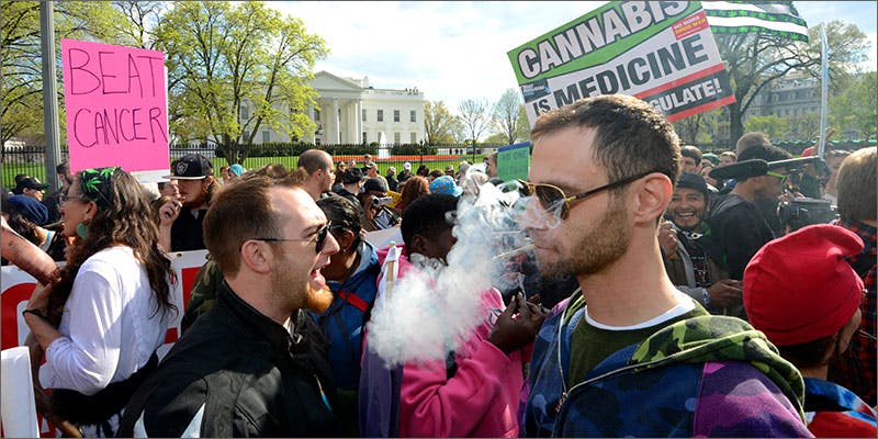 wr1 What Went Down At The Big White House Legalization Rally?