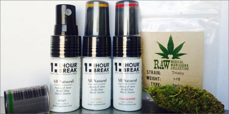 1hr break bottles Getting Weed In Jamaica Is Now Easy As Renting A Car