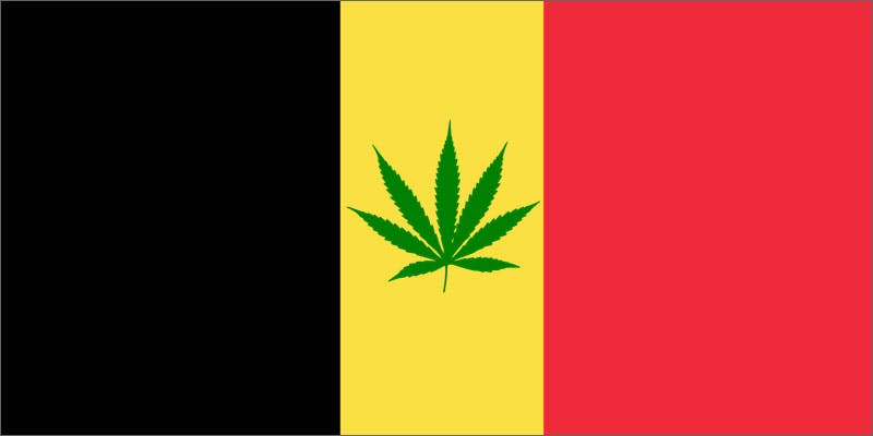 2 world march flag belgium 6 Year Old Cut From Basketball Team Because His Dad Smelled Like Weed