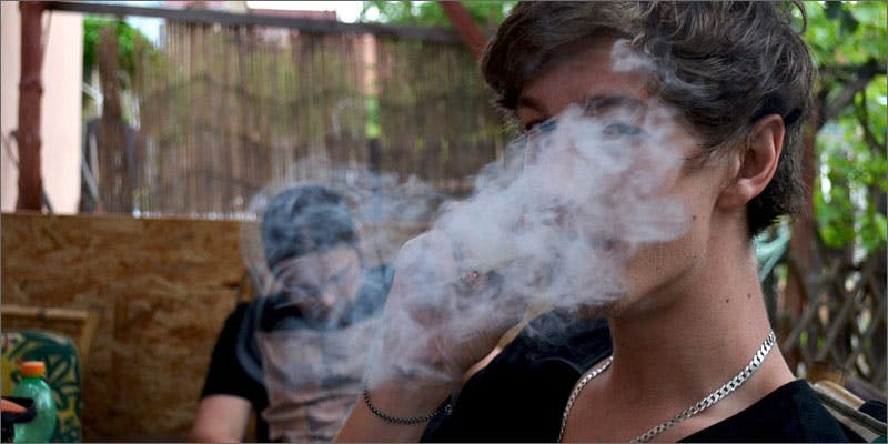 3 medical cannabis children teen smoking The Latest Cause For Concern With Colorado Cops