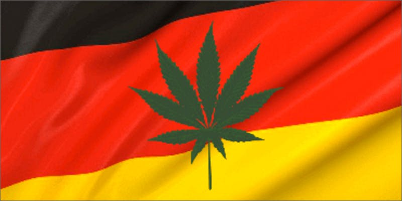 4 4 Germany Just Announced They Plan to Legalize Medical Marijuana