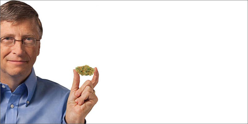 4 shocking mj consumers bill gates You Need To Read Gooeys New Book About Medical Cannabis