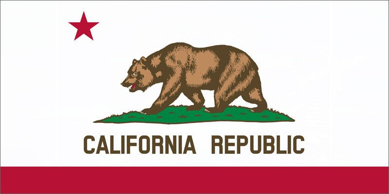 600 k sign california flag The Latest Cause For Concern With Colorado Cops