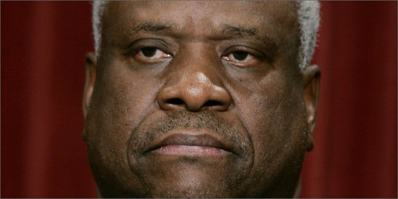8 shocking mj consumers clarence thomas You Need To Read Gooeys New Book About Medical Cannabis