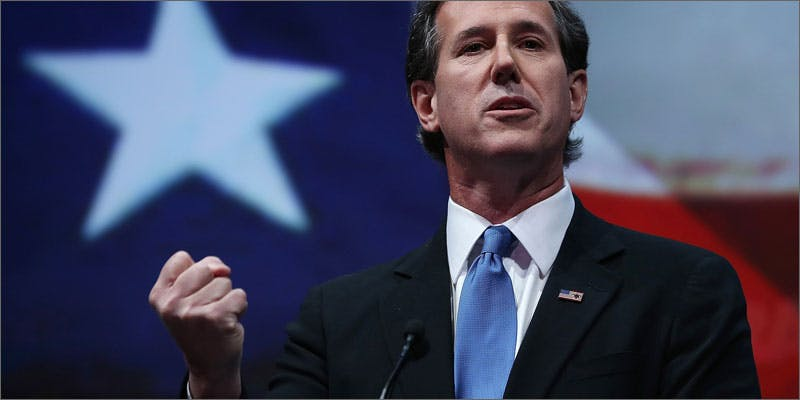 9 shocking mj consumers rick santorum You Need To Read Gooeys New Book About Medical Cannabis