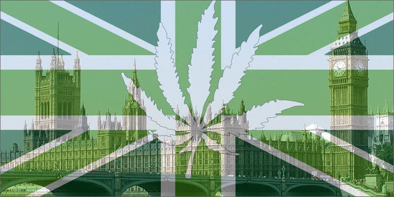 Gloucestershire police priority flag overlay New Cannabis Toothpaste Has People Losing Their Minds