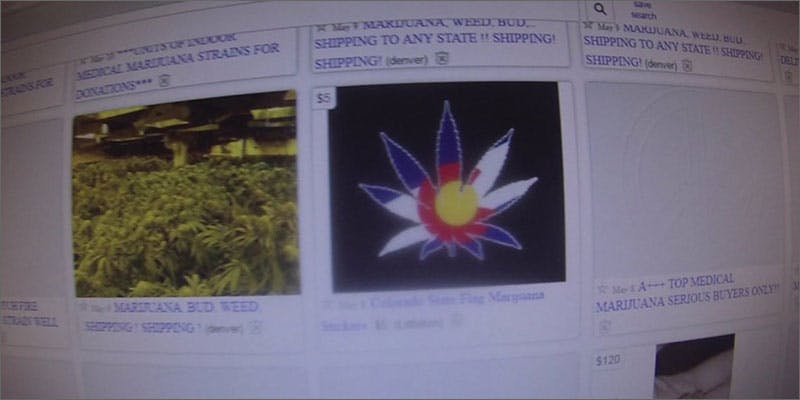 facebook police illegal marijuana sales webpage The Latest Cause For Concern With Colorado Cops
