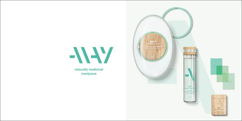 high design cannabis brand allay 9 Modern Marijuana Brands Mastering The Art Of High Design