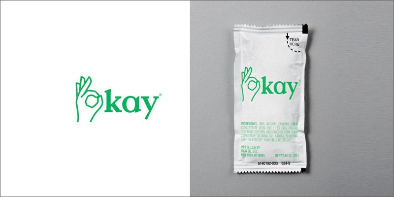 high design cannabis brand okay 9 Modern Marijuana Brands Mastering The Art Of High Design