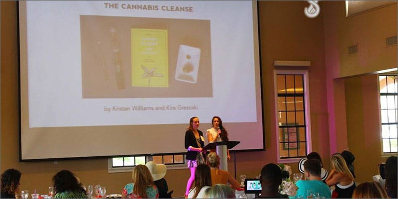 improving womens health cannabis cleanse 1 You Need To Read Gooeys New Book About Medical Cannabis