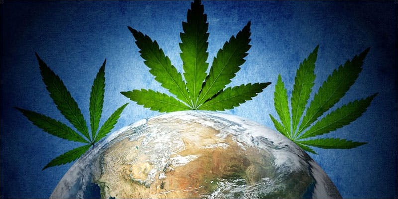 international law legalize cannabis globe New Cannabis Toothpaste Has People Losing Their Minds