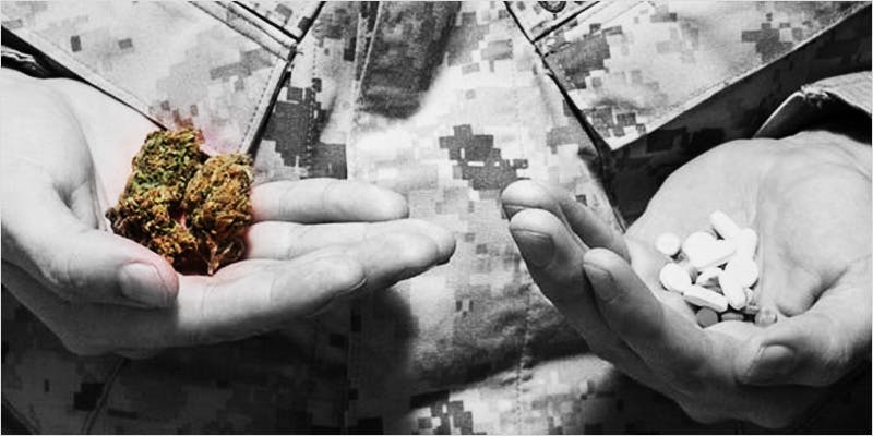 medical marijuana for vets