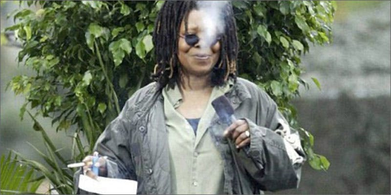 majority american women support legalization whoopi This New Pro Cannabis Mayor Is Revolutionising His Town