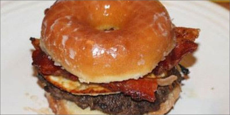 national hamburger day doughnut burger You Need To Read Gooeys New Book About Medical Cannabis