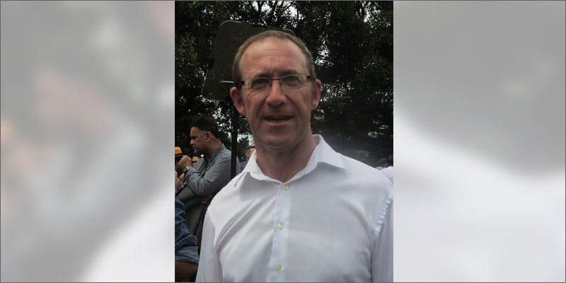 new zealand legalize medical cannabis andrew little Opposition Leader Vows To Legalize Medical Cannabis Pretty Quickly