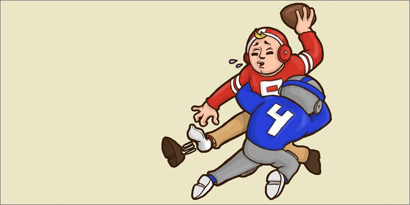 nfl concussions turley illustration A Touch Of Glass #25: Ladys Choice