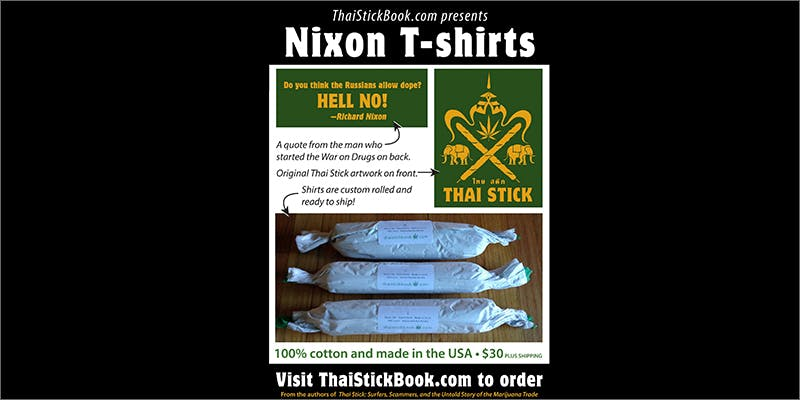 nixon tees You Need To Read Gooeys New Book About Medical Cannabis