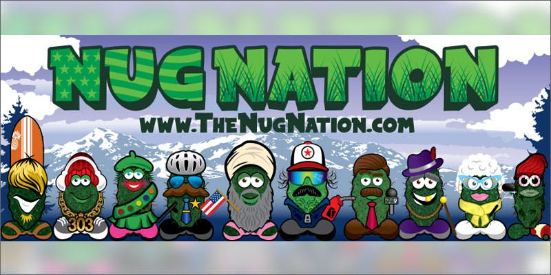 nug nation all characters Check Out Redmans Epic Nug Nation Make Over